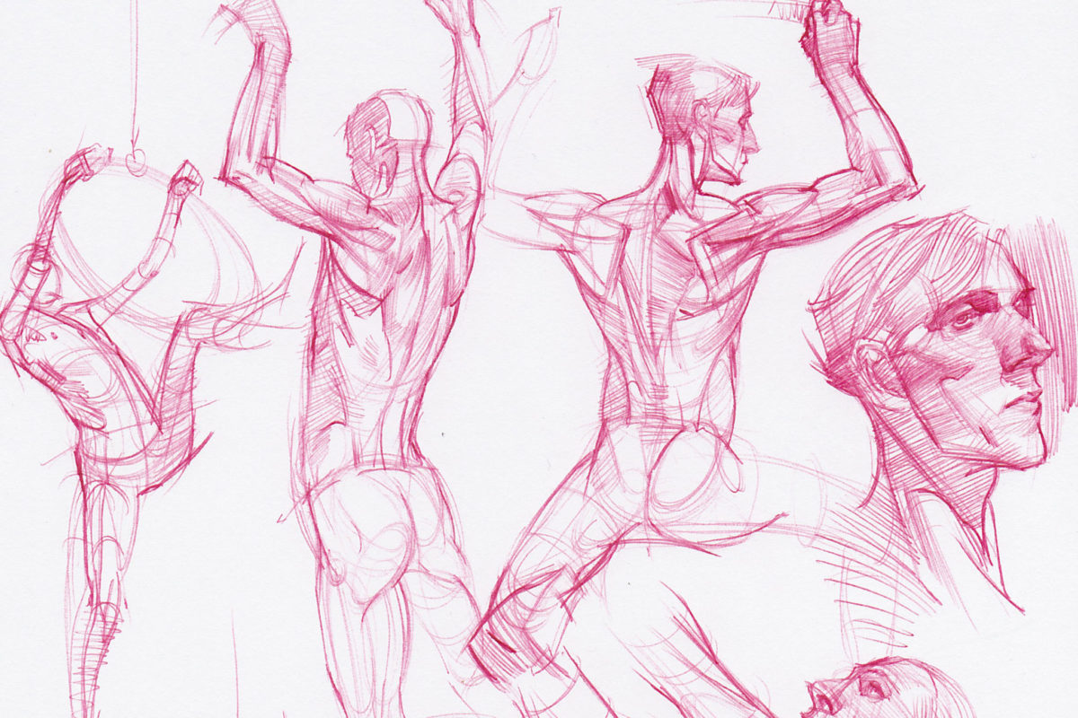 ARTIST SPOTLIGHT – Michael Hampton