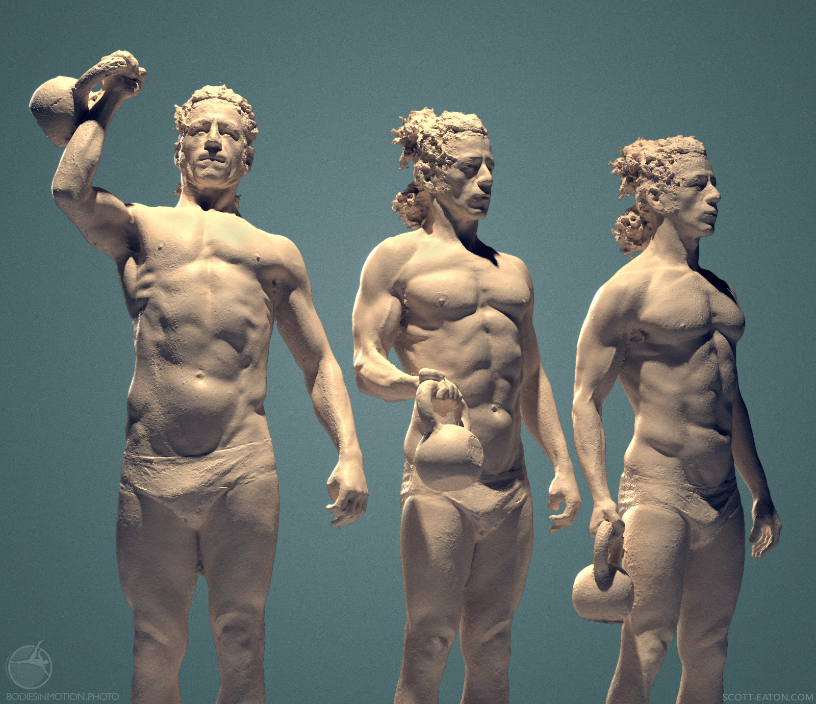 Bodies in Motion scans