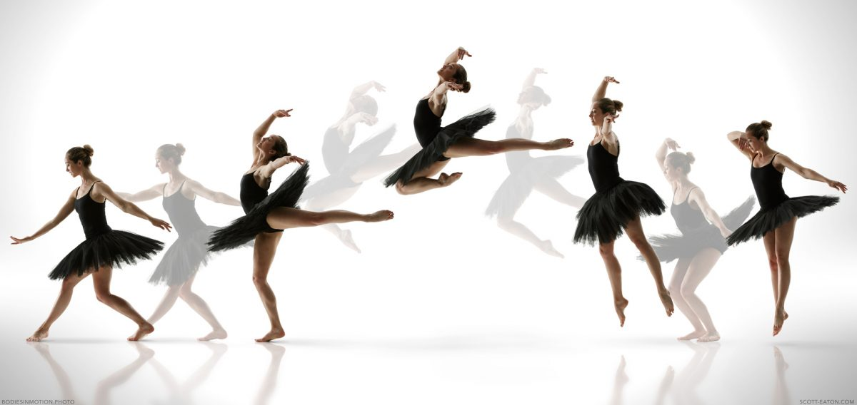 Bodies in Motion Ballet photography, by Scott Eaton